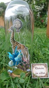 Giraphe ; et toi ; Tiraphes ?